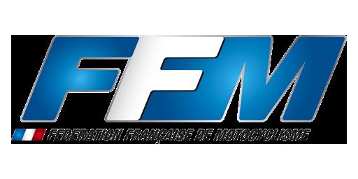 Logo fédération française de motocyclisme