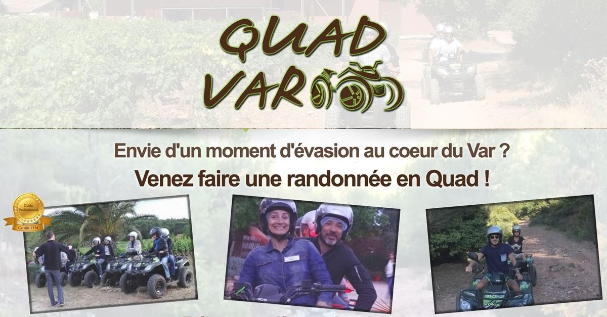 (c) Quad-var.fr